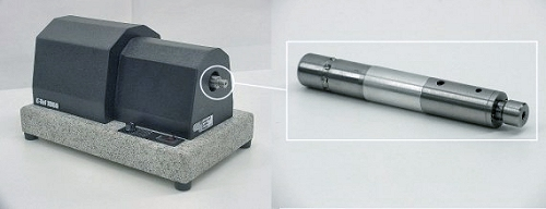 C Tel Point Tool A on Pneumatic Wire Crimper Tool
